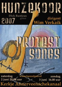 2007 Protest Songs